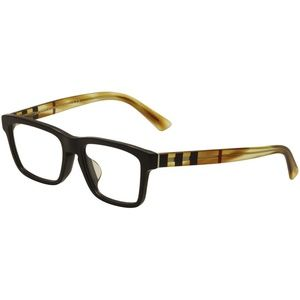 Burberry Eyeglasses Black w/Demo Lens